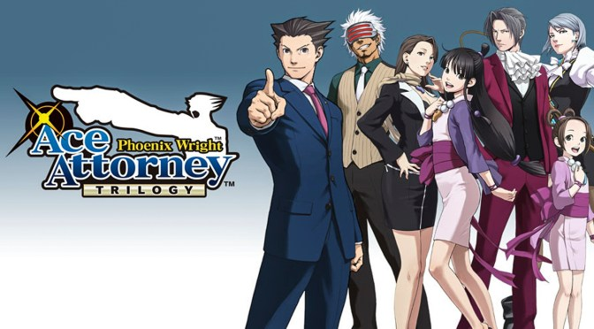 (C506) Capcom nos sorprende con Phoenix Wright: Ace Attorney Trilogy