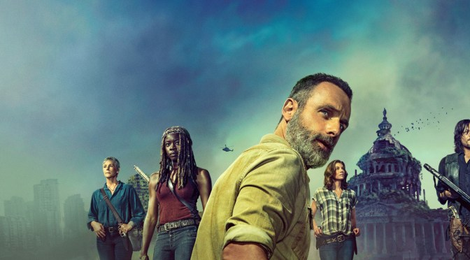 La novena temporada de The Walking Dead incluirá a un perro