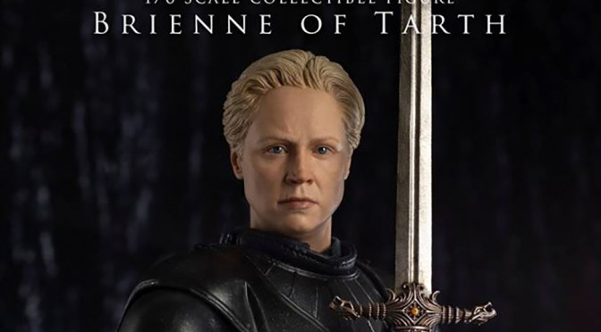La licencia oficial de Threezero 1/6 Game of Thrones continúa con: Brienne of Tarth