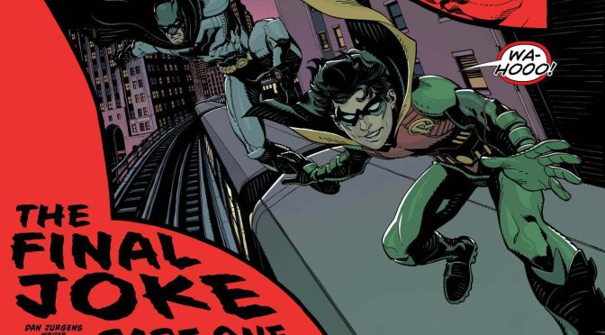 (C506) The Joker original regresa esta semana en Batman Beyond #25
