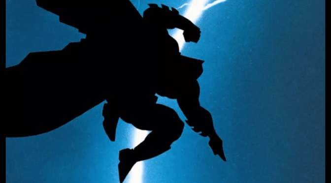 "(C506) Frank Miller revela que tenia otro final para ""The Dark Knight Returns"""