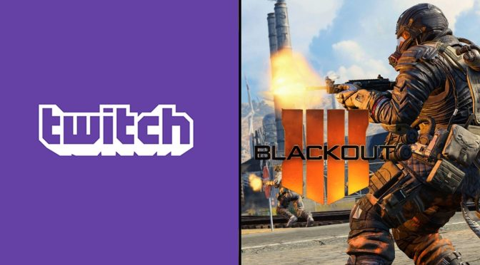 COD: Black Ops 4, gana terreno en Twitch