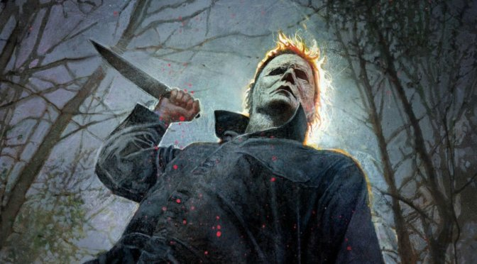Ultimate Michael Myers Packaging photos are now up prior to his December release