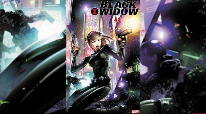 Black Widow regresara a la vida con un nuevo comic en solitario
