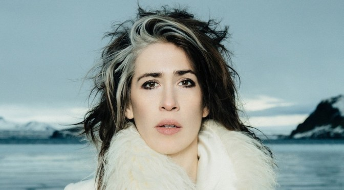 "The Quiet Man, Imogen Heap rompe el silencio con ""The Quiet"""