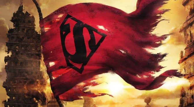 Se revela trailer de  Reign of the Supermen