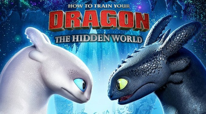Vean un nuevo trailer de How to Train Your Dragon 3