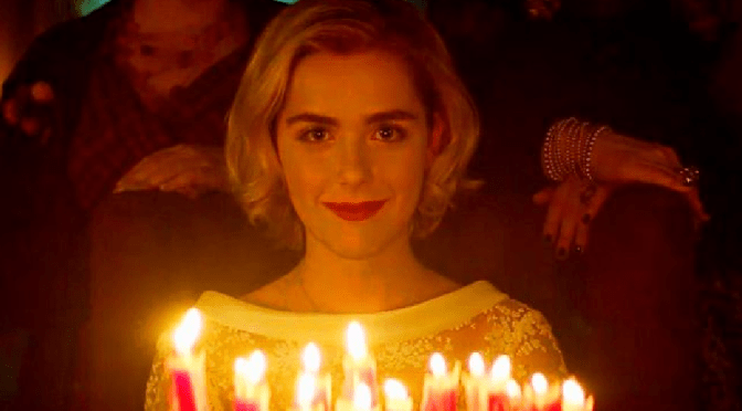 Chilling Adventures of Sabrina nos revela su intro ¡Ven a verlo!