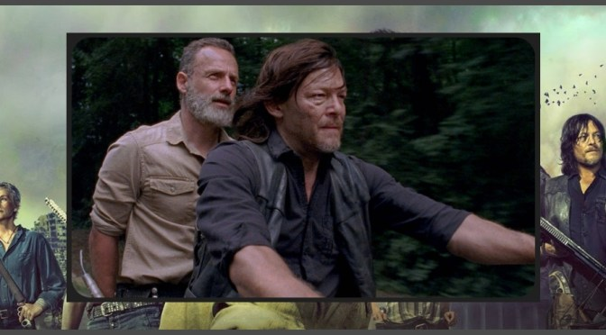The Walking Dead 9×04. The Obliged