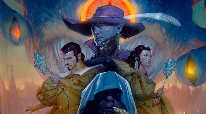 DUNGEONS AND DRAGONS: Se anuncia nuevo torneo competitivo