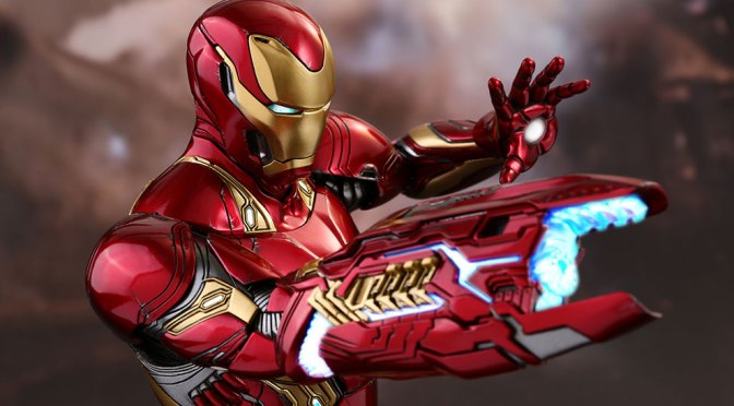Purchase Diecast Movie Masterpiece Series Avengers Infinity War Mark L Hot Toys