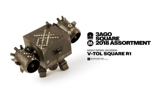 3A WWR 3AGO V-TOL Square Sets are closing pre-orders on November 9th