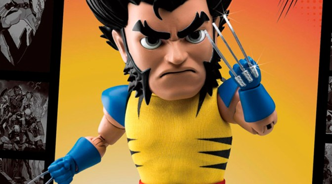 Preorder this exclusive X-Men Egg Attack Action Wolverine EAA with Special Edition