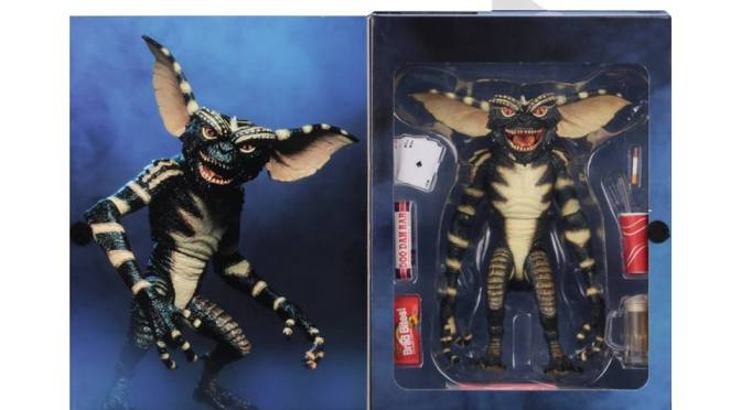 Preorder Now the Ultimate Gremlin by Neca, we have the full reveal images