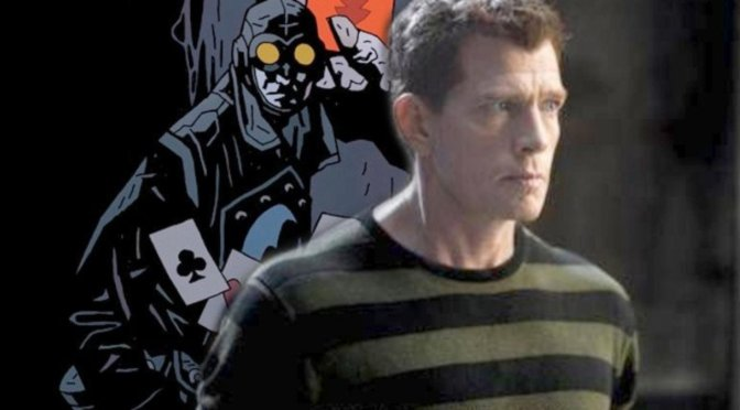 (C506) Thomas Haden Church Podría ser Lobster Johnson en Hellboy