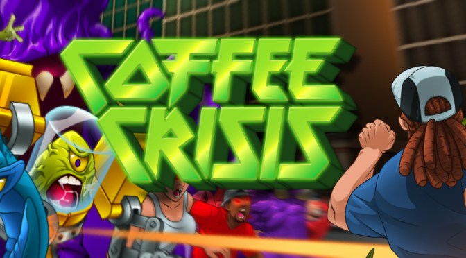 (Mega Cat Studios) COFFEE CRISIS: A Caffeinated Invasion