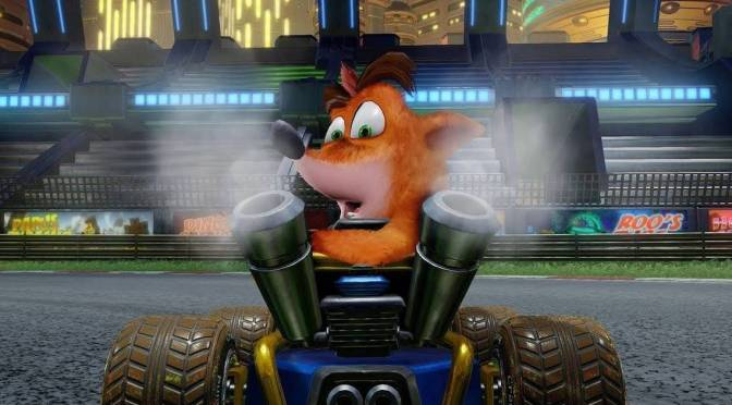 ¡¡¡Se ha confirmado Crash Team Racing 2019!!!