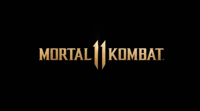 Trailer de Mortal Kombat 11 es anunciado en los Games Awards 2018