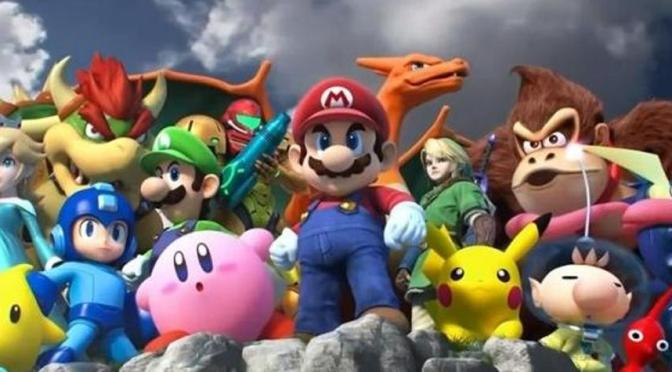 (C506) Se revelan los 1302 espiritus de Super Smash Bros Ultimate