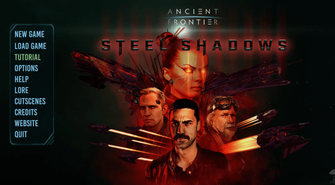 Primeras impresiones de Ancient Frontier: Steel Shadows