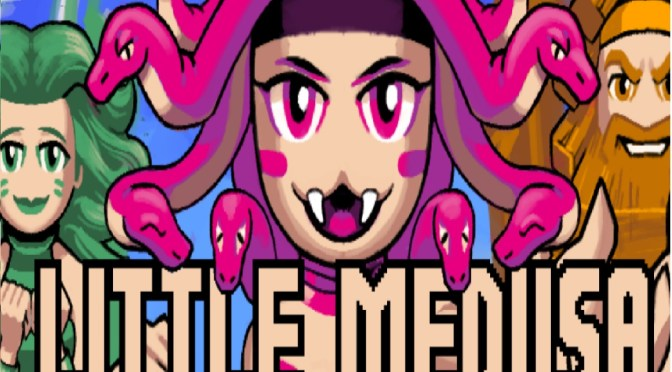 (MegaCat Studios) Little Medusa: An olympian undertaking