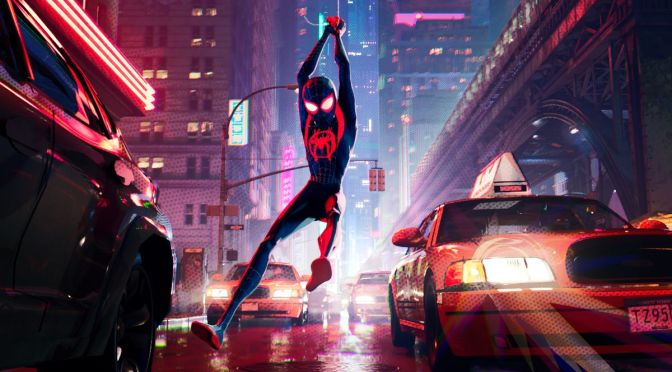 (C506) Spider-man: Into the spider verse the oficial movie special; nuestra reseña