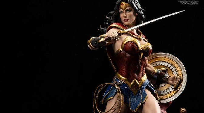 Preorder Now! XM Sixth Scale Statues Rebirth Series – Wonder Woman LATAM USA