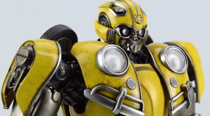 First look at DLX Bumblebee! By World of 3A – Video –