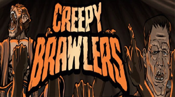 (MegaCat Studios) Creepy Brawlers: It´s only a movie
