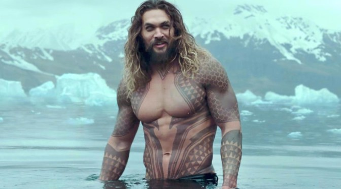 Is Jason Momoa the reason women went to see Aquaman?
