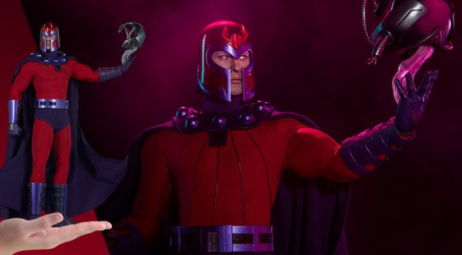 Preorder Now Magneto Sixth Scale Figure by Sideshow Collectibles Exclusive