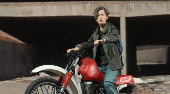NECA JUST TEASED YOUNG JOHN CONNOR FROM TERMINATOR 2!!