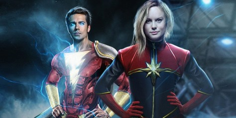 Brie-Larson-as-Captain-Marvel-and-Zachary-Levi-as-Shazam