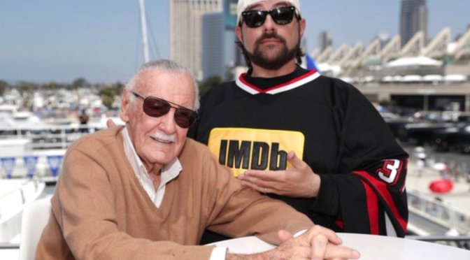 (C506) Kevin Smith conducirá el Homenaje a Stan Lee