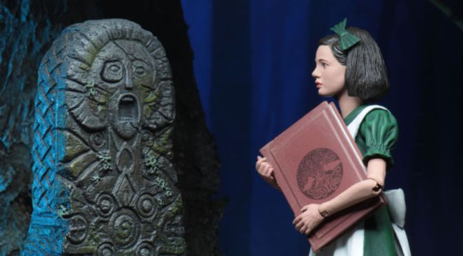 NECA Ofelia from Pan's Labyrinth will be shipping out in February (Gallery here!)