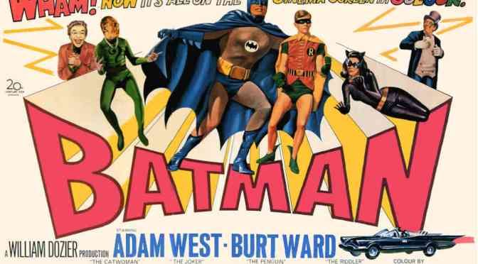 "(C506) ""The Batman"" serie de 1966"