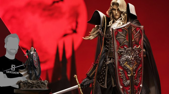 Preorder Now Alucard Statue Gantaku Anime Castlevania: Symphony of the Night