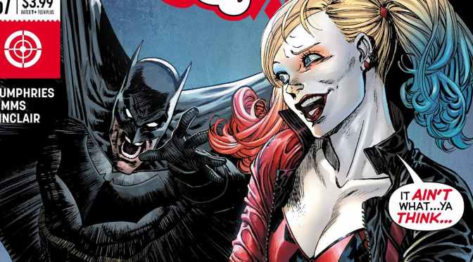 REVIEW: HARLEY QUINN #57