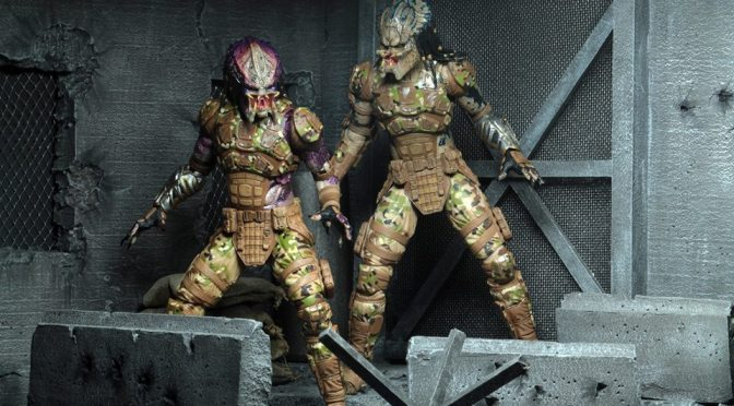 The Predator (2018) – 7″ Scale Action Figure – Ultimate Emissary #2