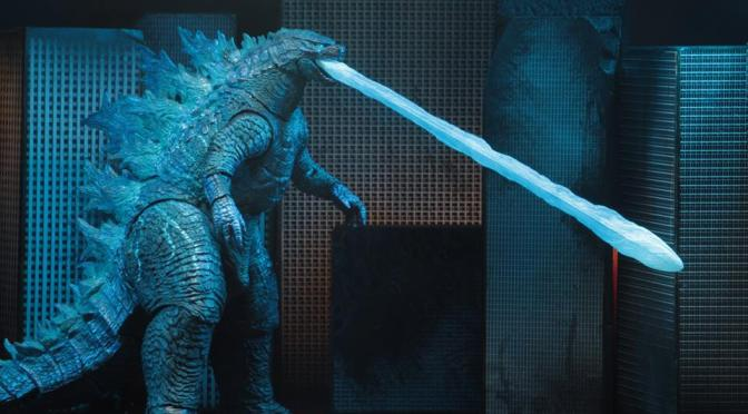Godzilla – 12″ Head-to-Tail Action Figure – Godzilla V2 (2019)
