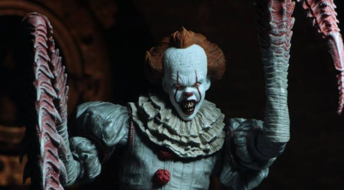 IT -Well House Pennywise 2017 now available on the NECA eBay & Amazon Store