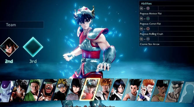 Playstation nos comparte un gameplay de Jump Force ¡Ven a verlo!