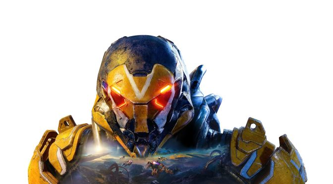 Demo de Anthem disponible durante este fin de semana!