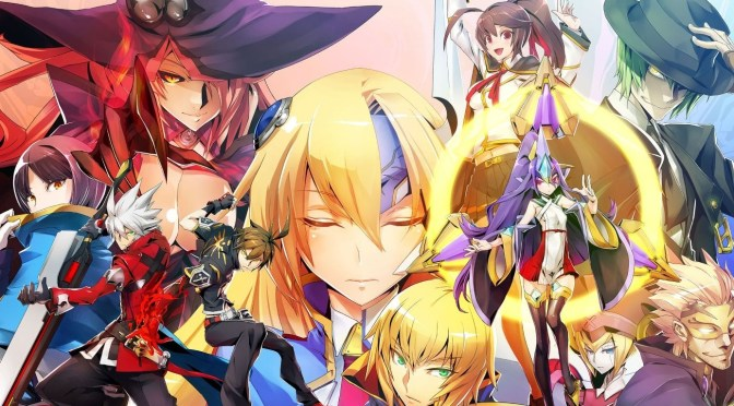 BlazBlue Central Fiction Special Edition llega a Nintendo Switch