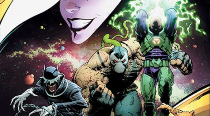 DC comics anuncia su próximo especial «Year of the villain»