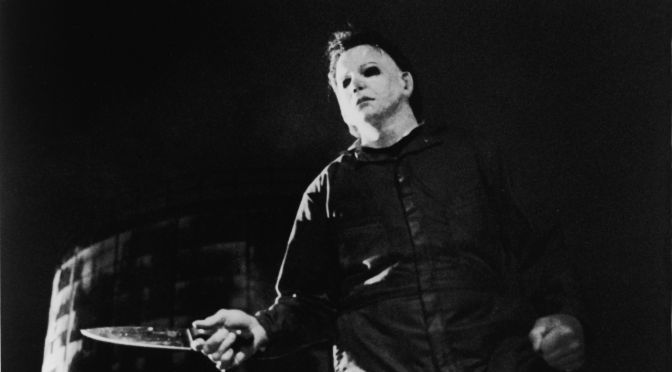 """Halloween (2018) – 8"""" Clothed Action Figure – Michael Myers"""