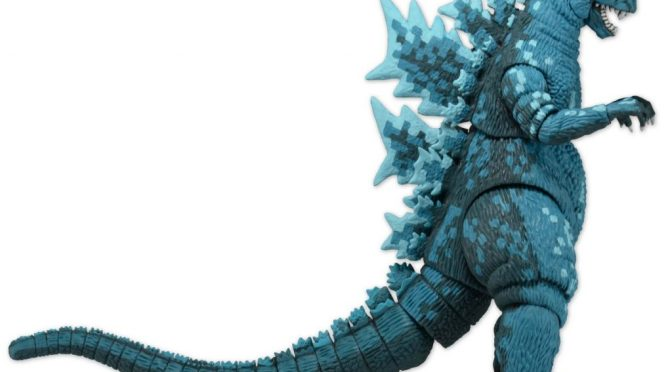 Godzilla – 12″ Head to Tail Figure – Godzilla (Video Game Appearance)