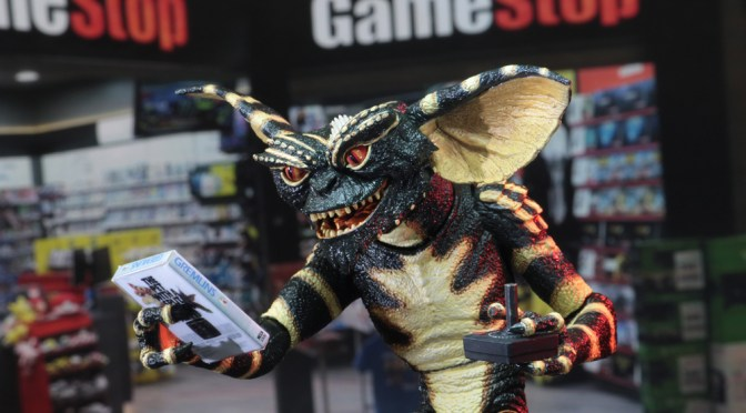 The GameStop exclusive Gamer Gremlin is now available!