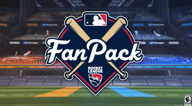 MLB Fan Pack now available in Rocket League