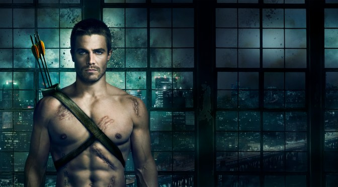 Stephen Amell confirma el final de Arrow